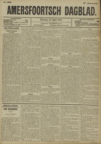 Amersfoortsch Dagblad 1904-04-19