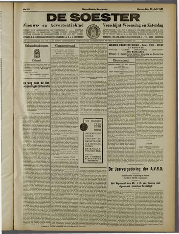 De Soester 1931-07-29