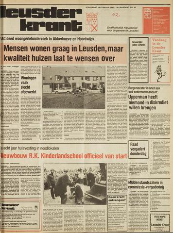 Leusder Krant 1982-02-23