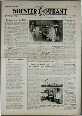 Soester Courant 1965-12-31