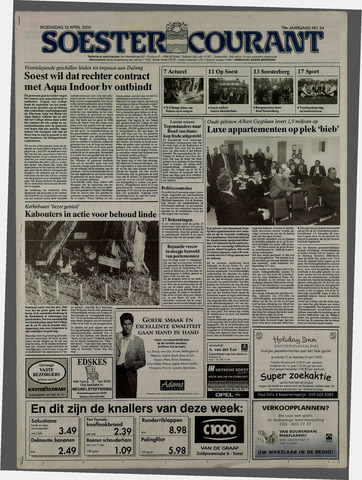 Soester Courant 2000-04-12