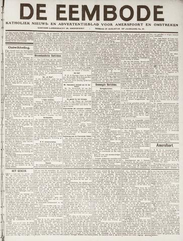 De Eembode 1918-08-27