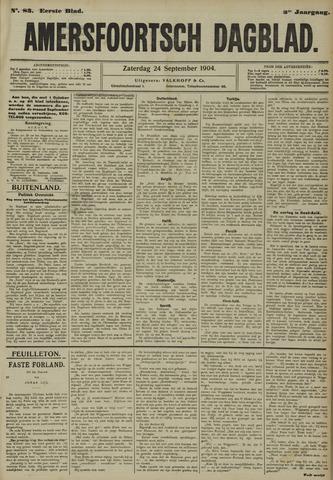 Amersfoortsch Dagblad 1904-09-24