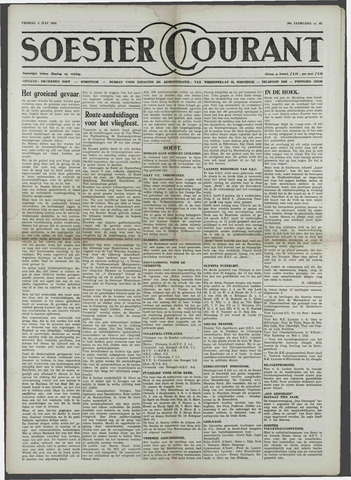 Soester Courant 1958-07-04