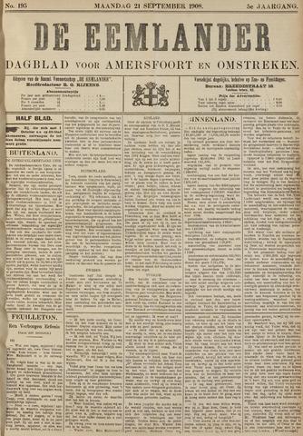 De Eemlander 1908-09-21