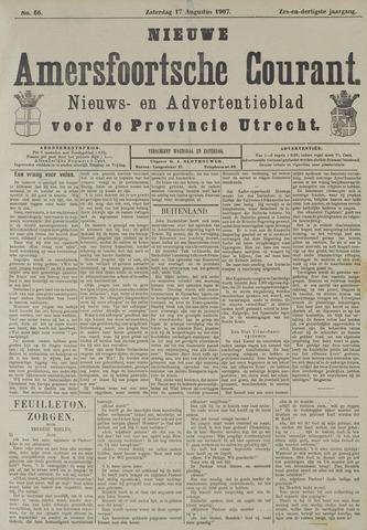 Nieuwe Amersfoortsche Courant 1907-08-17