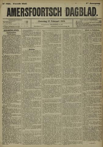 Amersfoortsch Dagblad 1909-02-27