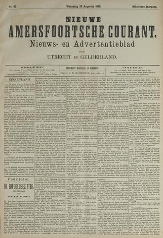 Nieuwe Amersfoortsche Courant 1889-08-28