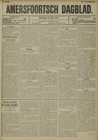 Amersfoortsch Dagblad 1907-05-14