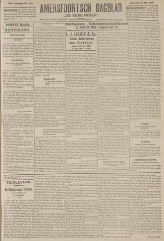 Amersfoortsch Dagblad / De Eemlander 1927-05-17