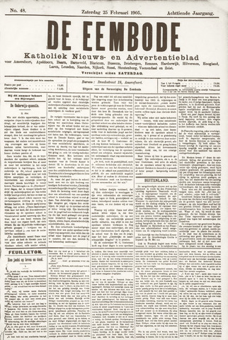De Eembode 1905-02-25