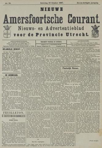 Nieuwe Amersfoortsche Courant 1907-10-19