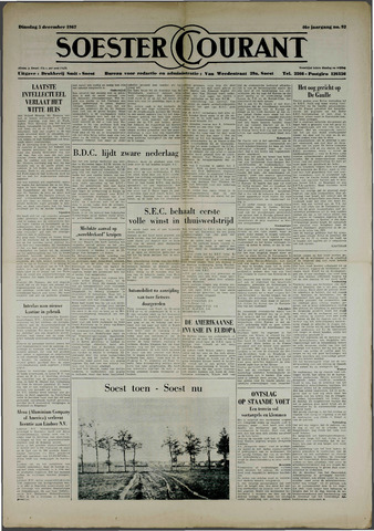 Soester Courant 1967-12-05