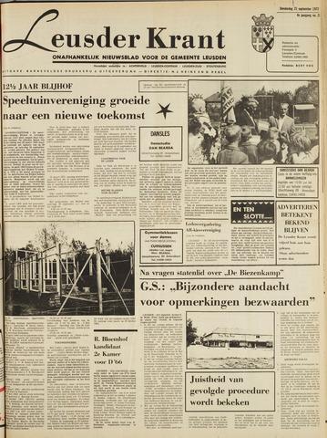 Leusder Krant 1972-09-21