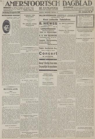 Amersfoortsch Dagblad / De Eemlander 1928-08-23