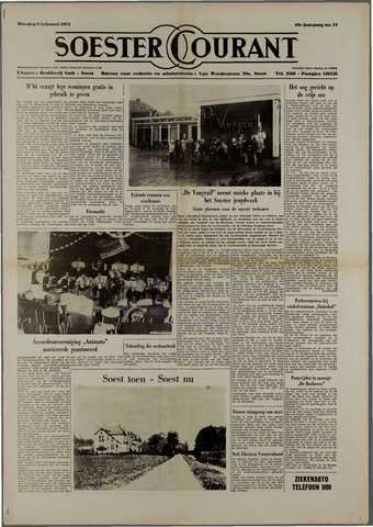 Soester Courant 1971-02-09