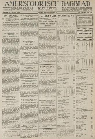Amersfoortsch Dagblad / De Eemlander 1928-02-13