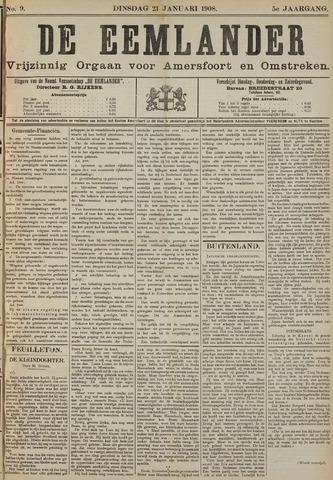 De Eemlander 1908-01-21