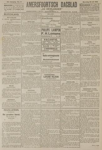 Amersfoortsch Dagblad / De Eemlander 1925-07-20