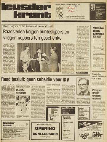 Leusder Krant 1980-04-29