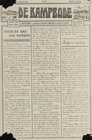 De Kampbode 1917-02-11