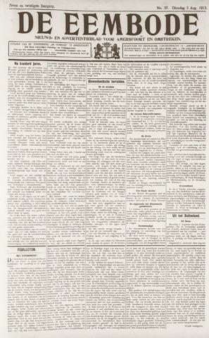 De Eembode 1913-08-05