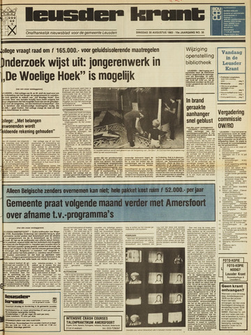 Leusder Krant 1983-08-30