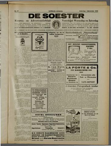 De Soester 1930-11-01