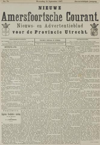 Nieuwe Amersfoortsche Courant 1897-09-15