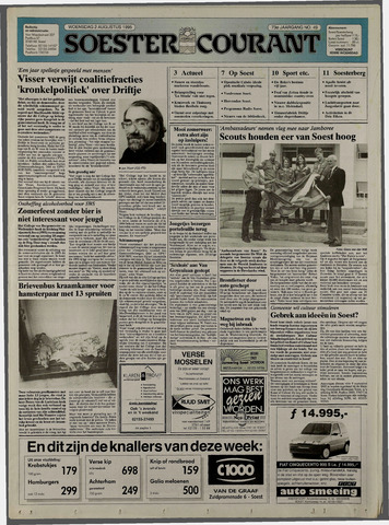 Soester Courant 1995-08-02