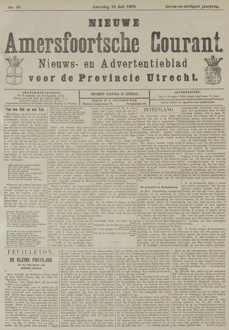 Nieuwe Amersfoortsche Courant 1908-07-18
