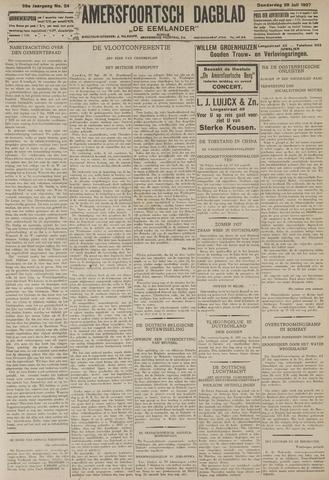 Amersfoortsch Dagblad / De Eemlander 1927-07-28