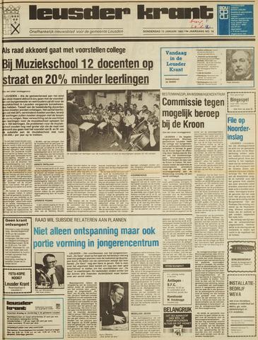 Leusder Krant 1983-01-13