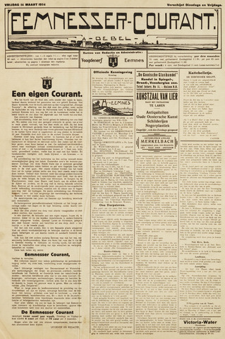 Eemnesser Courant 1924-03-14