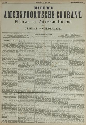 Nieuwe Amersfoortsche Courant 1887-06-15