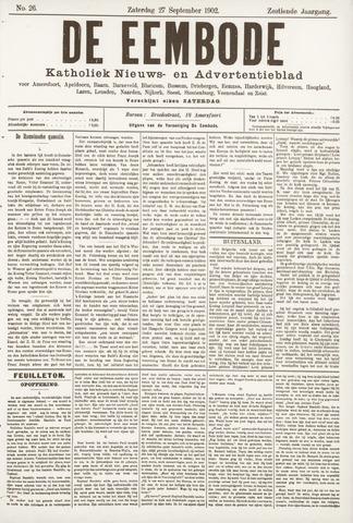 De Eembode 1902-09-27