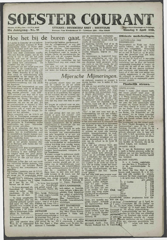 Soester Courant 1946-04-09