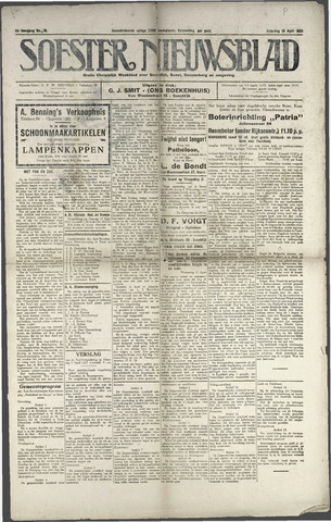 Soester Courant 1923-04-14