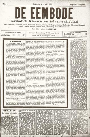 De Eembode 1895-04-06