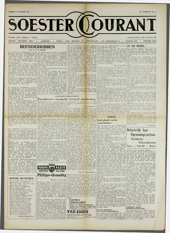 Soester Courant 1955-01-14
