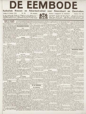 De Eembode 1914-10-23