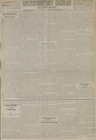 Amersfoortsch Dagblad / De Eemlander 1919-09-11
