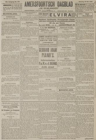 Amersfoortsch Dagblad / De Eemlander 1925-05-19