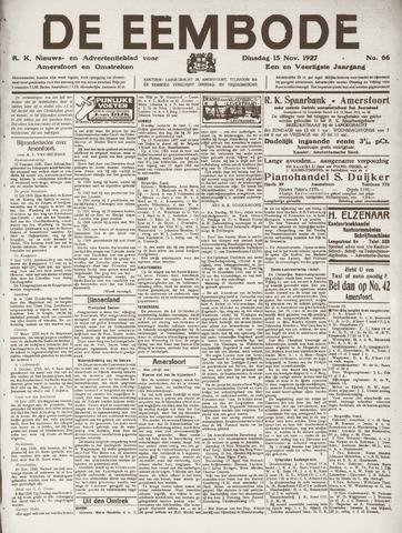 De Eembode 1927-11-15