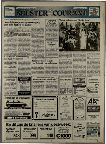 Soester Courant 1991-11-27
