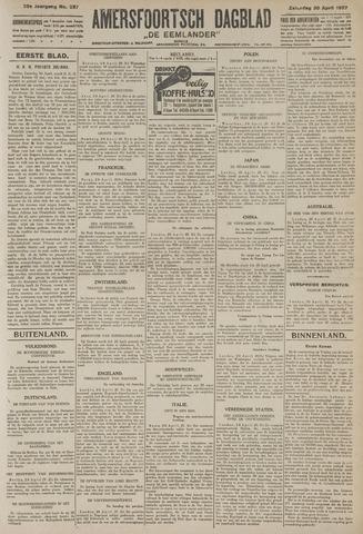 Amersfoortsch Dagblad / De Eemlander 1927-04-30