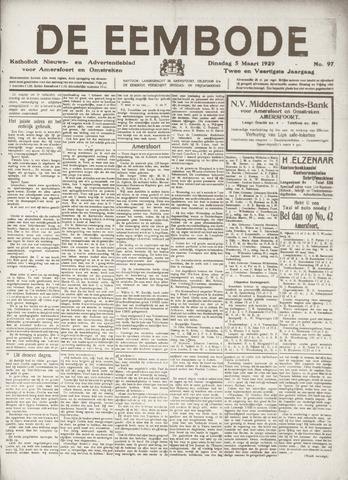 De Eembode 1929-03-05
