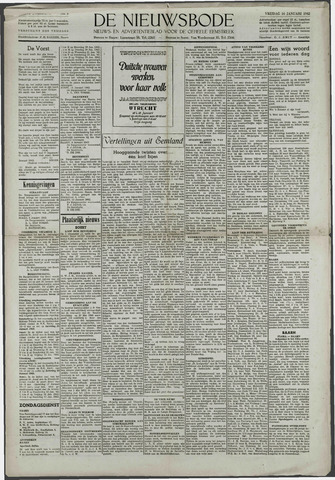 Soester Courant 1942-01-16