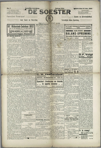 Soester Courant 1924-02-16