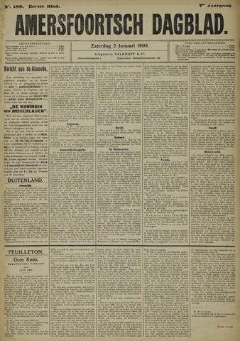 Amersfoortsch Dagblad 1909